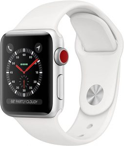 Apple Watch 3 Silver