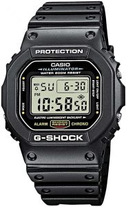 Casio G-shock DW5600E-1V