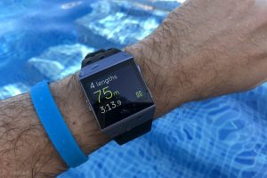 Fitbit Ionic Water Resistant
