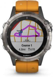 Garmin Fenix 5 Plus GPS