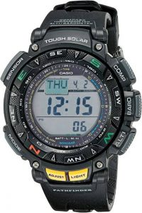 Casio Men's Pathfinder PAG240-1CR