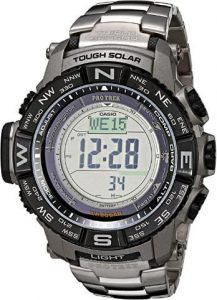 Casio Men's Pro Trek PRW-3500T-7CR